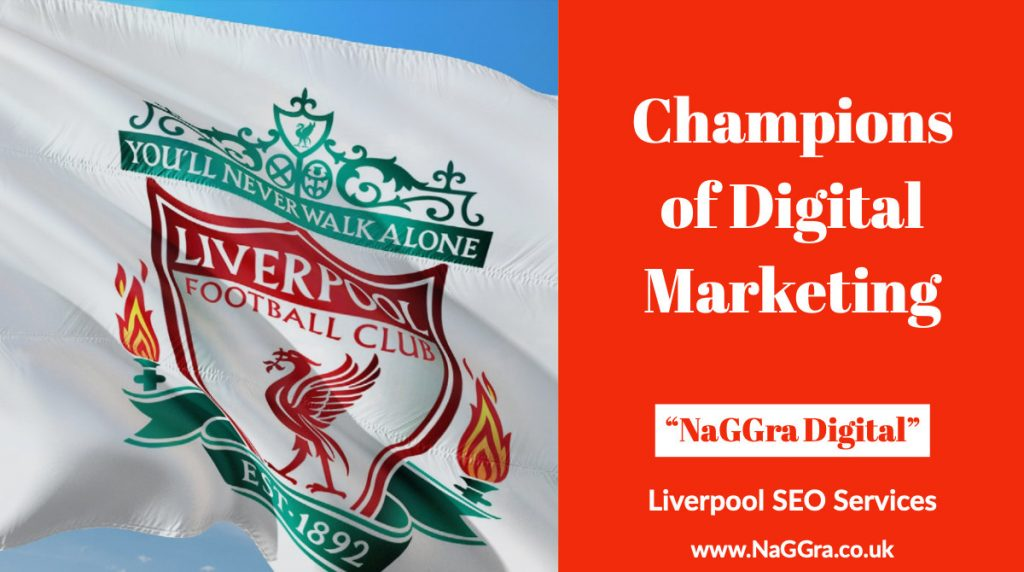 Champion Digital Marketing & SEO Agency Liverpool