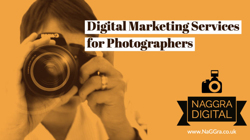 Digital Marketing Services for Photographers