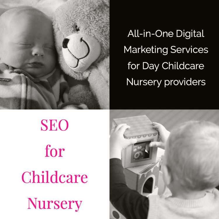 Digital marketing services for childcare nursery-new