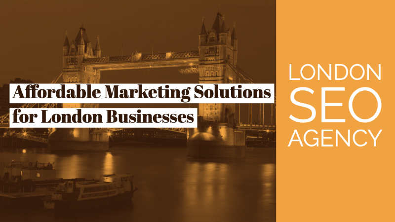 Marketing solutions for london Businesses