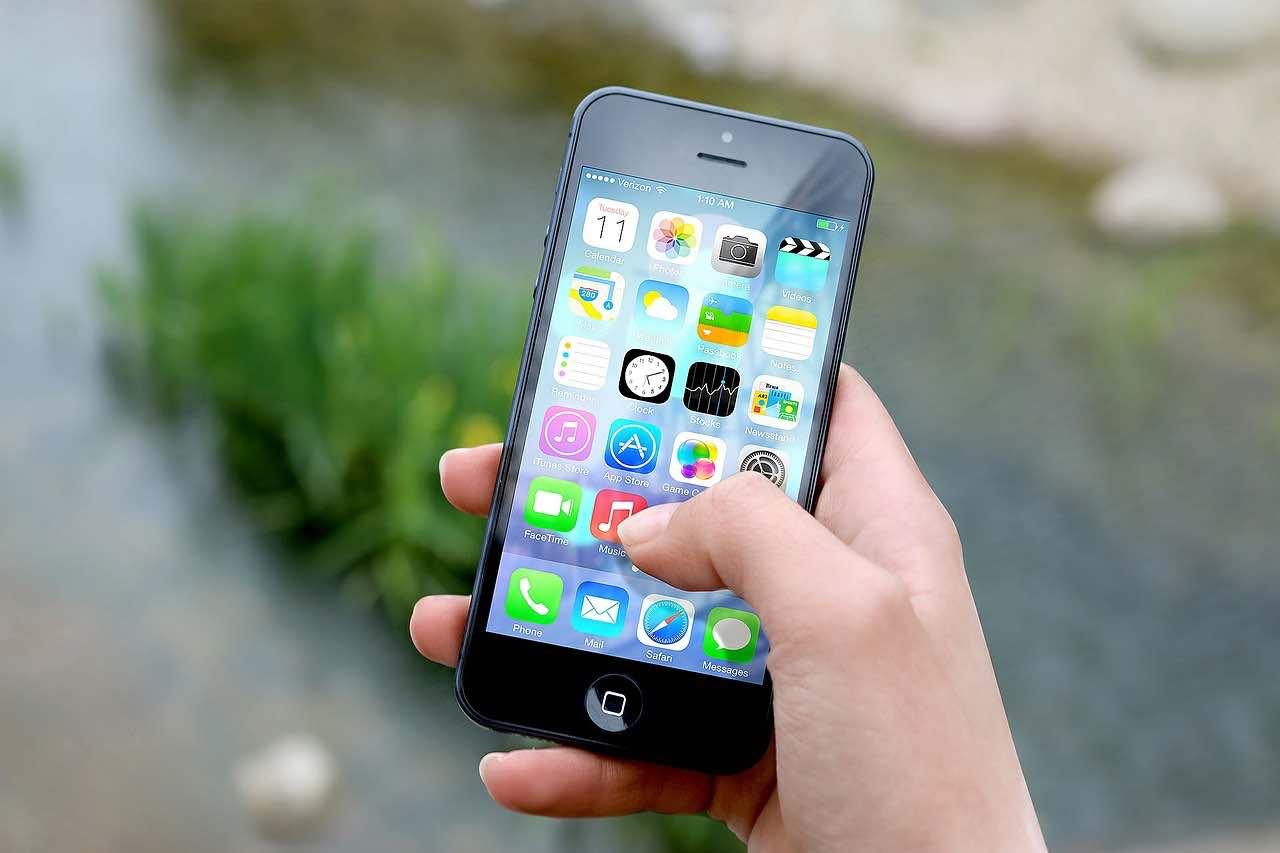 Mobile apps developer page