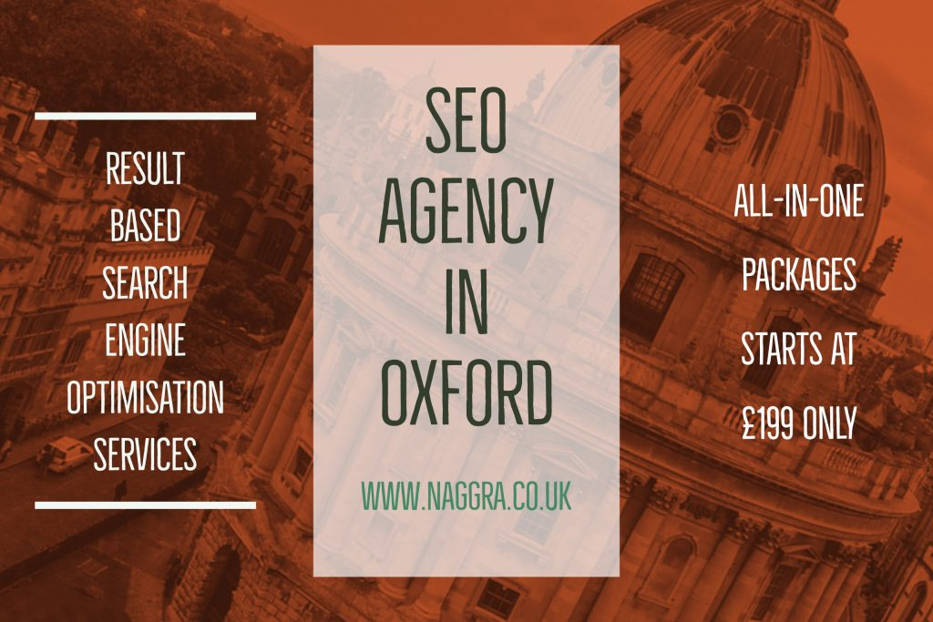 SEO agency in Oxfordshire