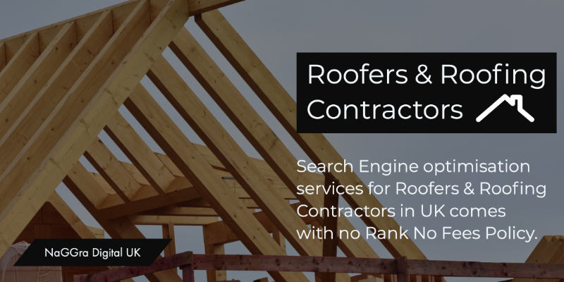 SEO Marketing for Roofers & Roofing contractors-Naggra