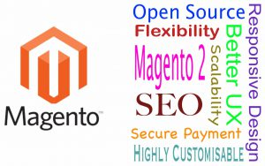 magento designs page
