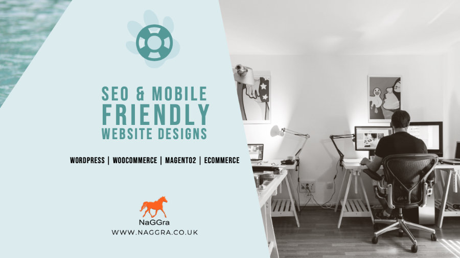 SEO & Mobile friendly web designs
