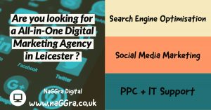 Social media Marketing Agency in Leicester